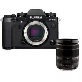 Fujifilm X-t3 Mirrorless / Xt3 + Lente 18-55 / Nf E Garantia
