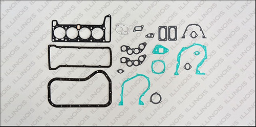 Imagen 1 de 1 de Juego Junta Motor Lada Niva Laika  Sin Reten