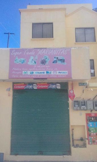 Casa De 4 Pisos De Tres Departmentos Y Un Local Comercial
