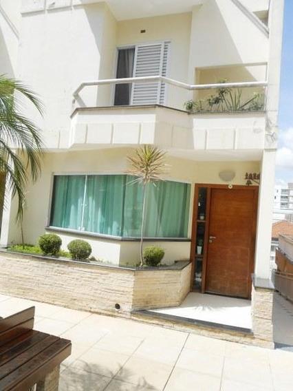 Sobrado Residencial À Venda, Vila Santa Clara, São Paulo. - So1078