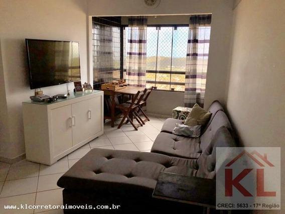 Apartamento Para Venda Em Natal, Candelária, 2 Dormitórios, 1 Suíte, 2 Banheiros, 1 Vaga - Ka 0889