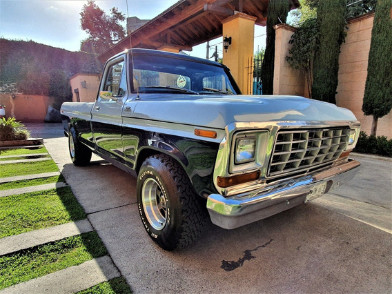 Ford Pick Up 1979