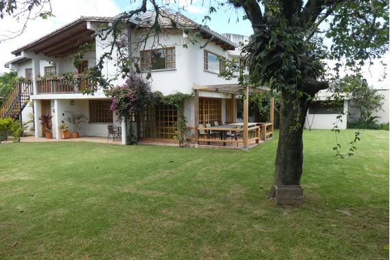 Alquilamos Casa Grande En Tumbaco, El Arenal
