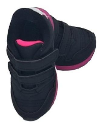 Tênis Menina Klin Mini Walk 453051/ Gaby Calçados
