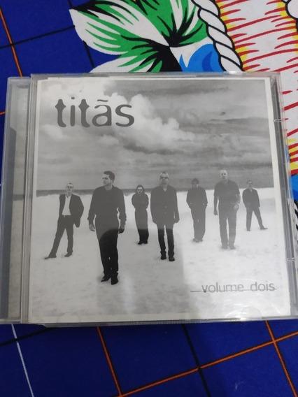 Cd + Dvd Titãs, Volume Dois