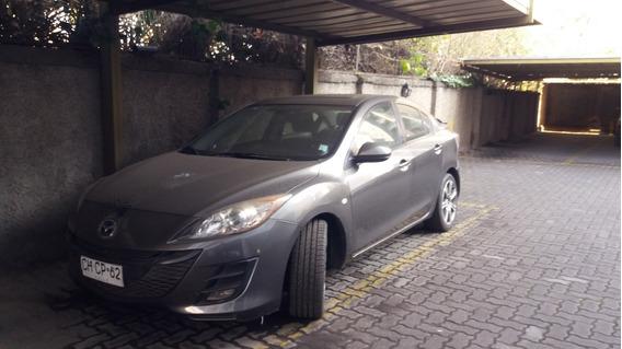 Mazda 3 Full Equipo Con Aros, Llantas Y Amortiguadores Espec