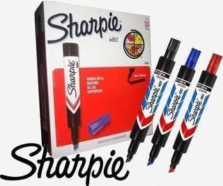 Marcadores Permanente 680 Sharpie