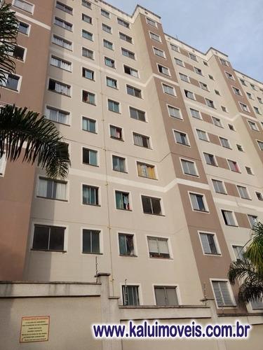 Pq São Vicente - Mauá - Apartamento 2 Dormitórios - 69354