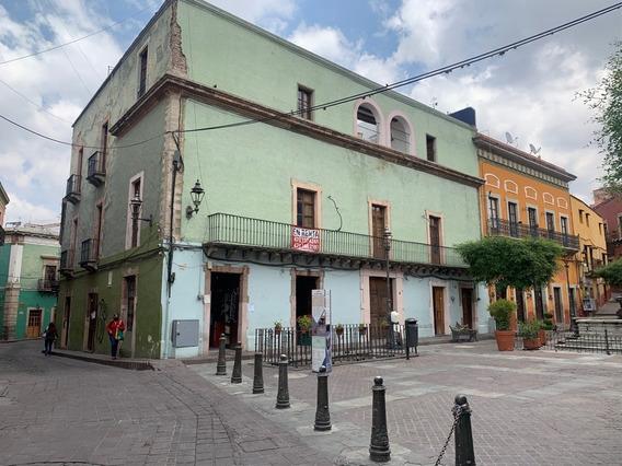Casa En Venta De Uso Comercial En El Centro Histórico De La Capital