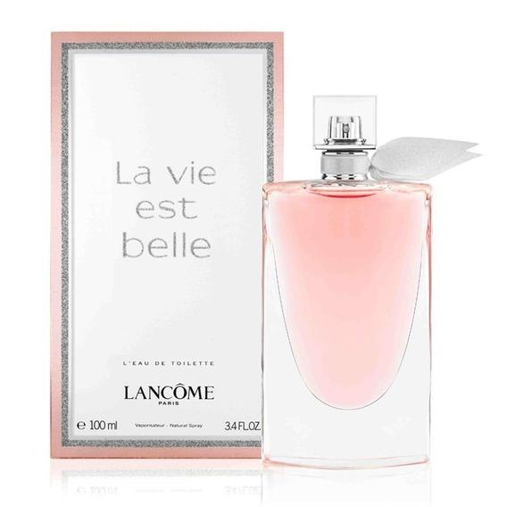 Perfume Lancôme La Vie Est Belle Eau De Parfum 100ml Edp Imp