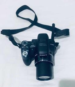 Câmera Fotográfica Semiprofissional Dsc-hx1 Cybershot Nova