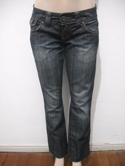 Calça Jeans Zoomp 36 Escura Usado Bom Estado