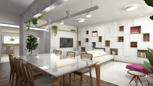 Apartamento Com 3 Dormitórios À Venda, 180 M² - Jardim Paulista - São Paulo/sp - Ap1375