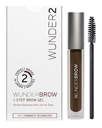 Imagen 1 de 6 de Wunder2 Wunderbrow Eyebrow Gel Perfect Eyebrows En 2 Minutos