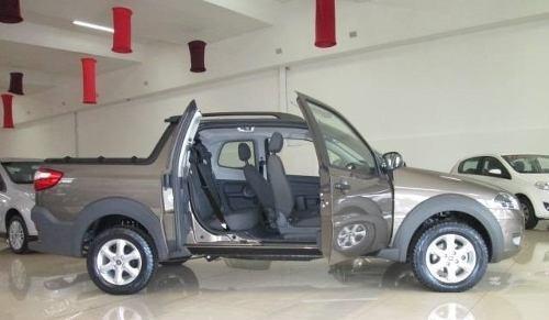 Fiat Strada 1.3 Trekking Multi Cd Tomamos Usados Y Plan P-
