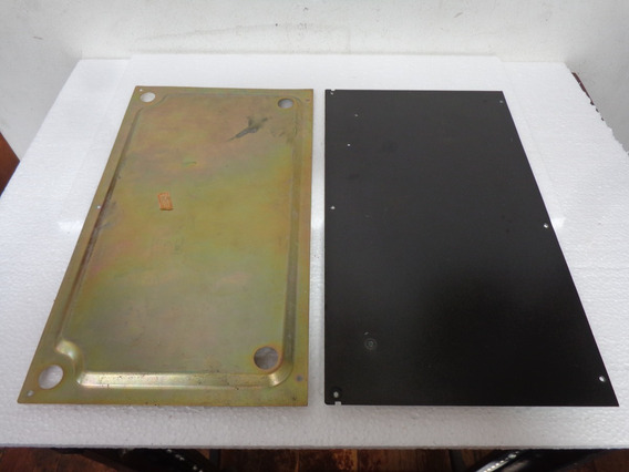 Jogo Tampa Tape Gradiente 38,3x22 Metal Original =nova Fita