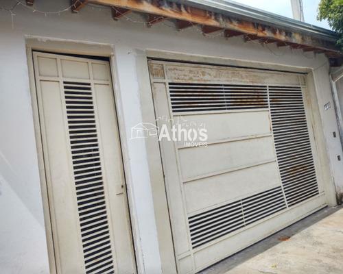 Imagem 1 de 16 de Vende- Se Casa No Bairro Jardim Dos Colibris - Indaiatuba/sp - Ca04792 - 69300926