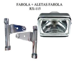 Farola + Aletas Farola Rx115