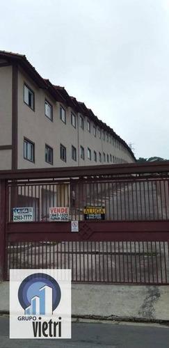 Imagem 1 de 15 de Sobrado Com 2 Dormitórios À Venda, 87 M² Por R$ 300.000 - Jardim Santa Lucrécia - São Paulo/sp - So2400