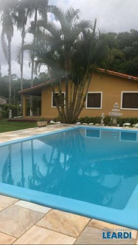 Casa Térrea - Parque Dos Jacarandás - Sp - 636043