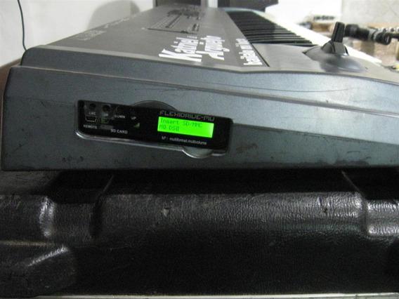 Emulador Reemplazo Disquetera Para Korg N364 Floppy To Usb