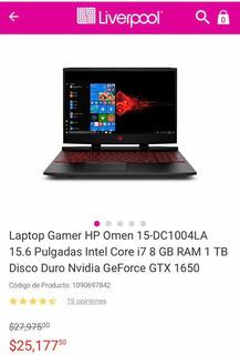 Laptop Gaming Hp Omen
