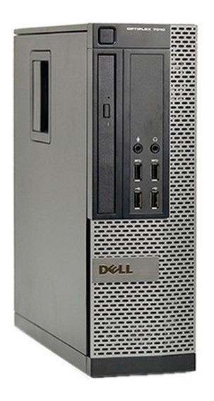 Pc Dell Sff 7020 Intel I5 4°geração 8gb Hd 500gb - Wi-fi
