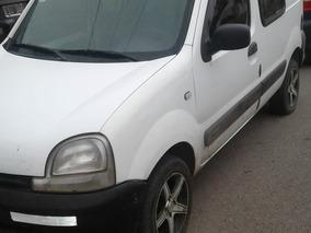 Renault Kangoo 1.9 Confort Diesel Con Butacas