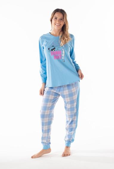 Pijama Juvenil Mariené Escoces Invierno 2020