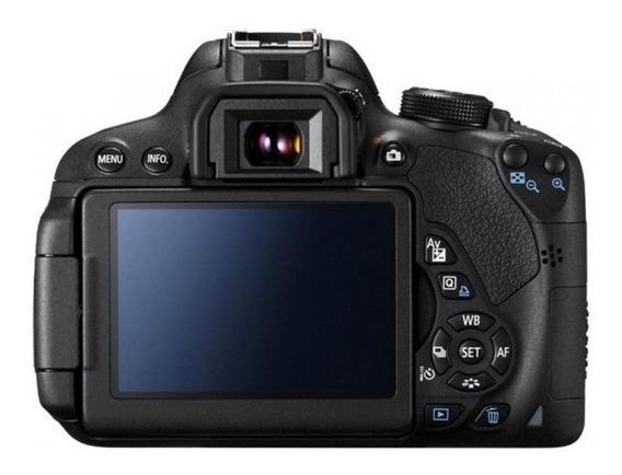 Câmera Canon Rebel T5i Leia A Descrição!