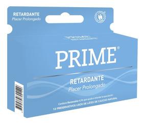 Preservativos Prime Retardante X12 Unidades Climax Control