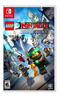 Lego Ninjago Videogame Para Nintendo Switch