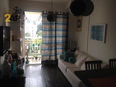 Cobertura Com 1 Dormitório À Venda, 38 M² Por R$ 380.000 - Panamby - São Paulo/sp - Co0021