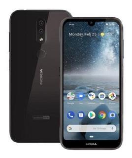 Nokia 4.2 32gb Cam Dual 13mp+2mp Android Ram3gb Huella Octa