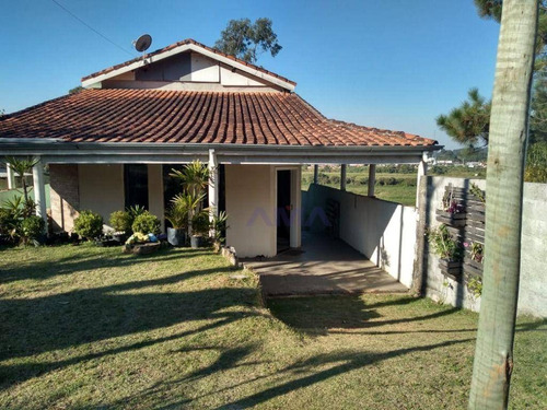 Casa Com 4 Dormitórios À Venda, 280 M² Por R$ 402.000,00 - Bairro Do Carmo (canguera) - São Roque/sp - Ca1018