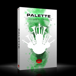 Red Room Audio Palette Melodics (31 Gb)