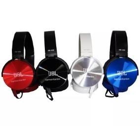 Fone De Ouvido Com Fio Stereo Headphone Jbl Xb-450