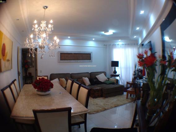 Apartamento 3 Quartos Para Venda No Bairro Vila Nossa Senhora Aparecida Em São José Do Rio Preto - Sp - Apa3432