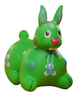 Coneja/conejo Saltarin Inflable Turby Toy Original