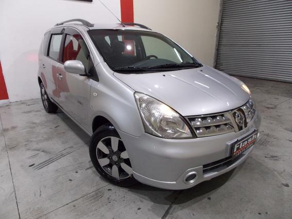 Nissan Livina Sl 1.8 Flex 2012 Automatico + Couro (top)