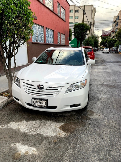Toyota Camry Xle, Piel Automático Qc 6cil Factura Original