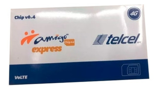 100 Chip Telcel Lada 271 Córdoba , Veracruz. Incluye Envío