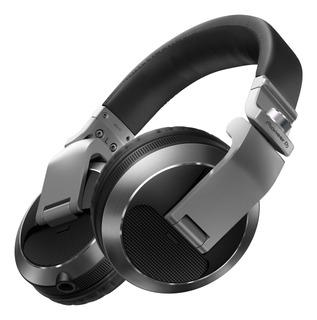 Auriculares Pioneer HDJ-X7 silver