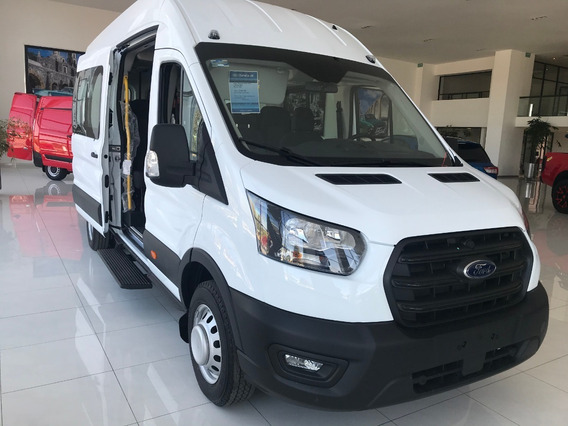 Ford Transit 18 Pasajeros 2020
