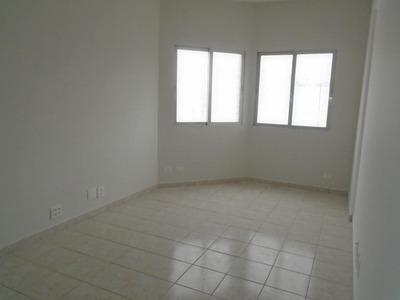 Apartamento Com 2 Dormitórios Para Alugar, 90 M² Por R$ 2.299/mês - Campo Grande - Santos/sp - Ap4096