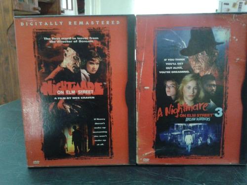 Colección-nightmare On Elm Street-zona 1-dvd-1984