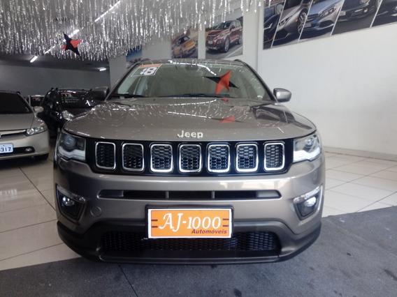 Jeep Compass Longitude Flex Aut. 2018