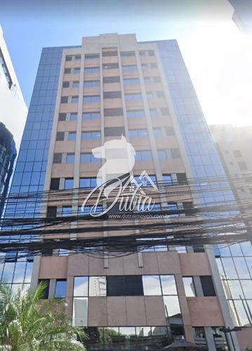 Imagem 1 de 15 de Comercial Net Office Empresarial Vila Olímpia 70m²  5 Salas 2 Vagas - 2324-d5e2