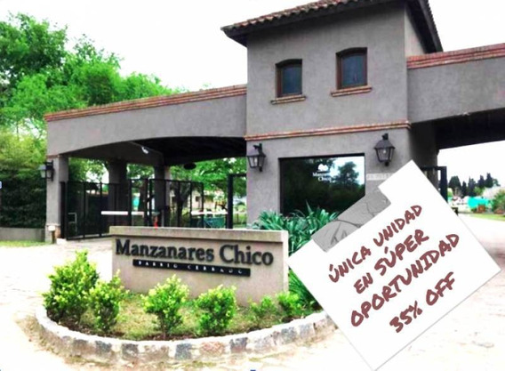 Countries Y Barrios Cerrados Venta Manzanares Chico