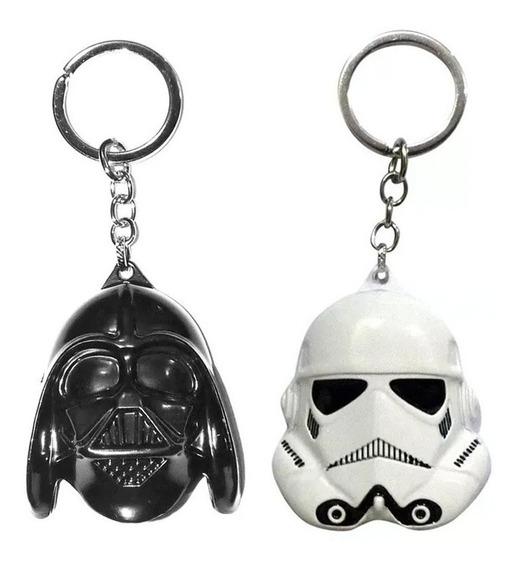 Chaveiro Darth Vader E Stormtrooper Star Wars